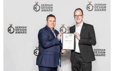 Weidmueller спечели награда за дизайн на серията клеми Klippon Connect