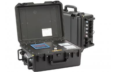 Мобилен мрежов анализатор за следене на качеството на електрическата енергия
