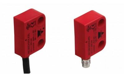 Компактни магнитни датчици за безопасност серия MC36C и MC88C
