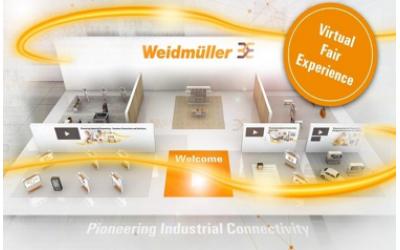 Добре дошли на НОВИЯ виртуален щанд на Weidmuеller!
