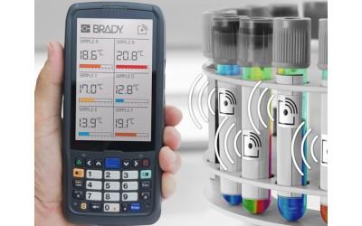 Tемпературни етикети с RFID-технология