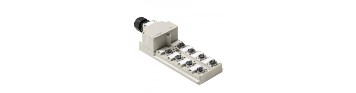 Сензорни разпределителни кутии (SAI)