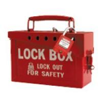 Extra Large Metal Lockbox