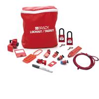 Electrician Lockout Kit + Padlocks