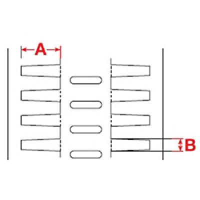 BPTRDS-16x4,4-7696-YL