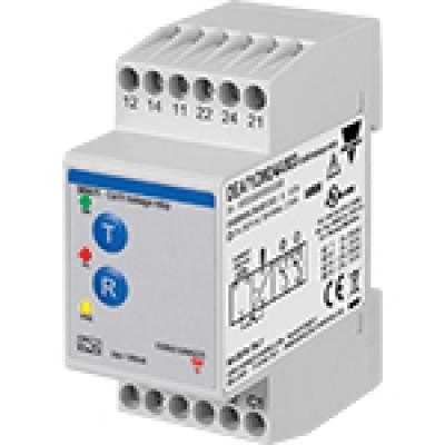 Реле за мониторинг на ток на утечка, обхват 300 mA, с 2 CO - 5 A / 250 V AC, захранване 24-240 V AC