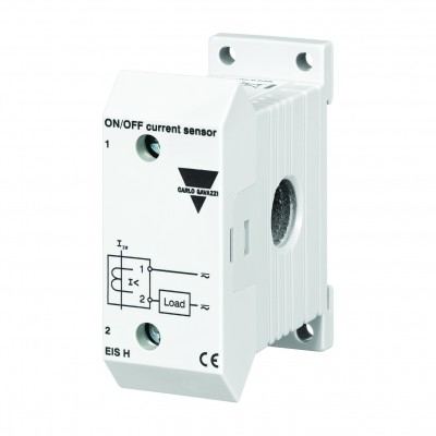 Реле за мониторинг на минимален ток, ON/OFF реле, обхват 0.4 - 60 A AC, с 1 NO - 0.5 A / 230 V AC/DC, със самозахранване